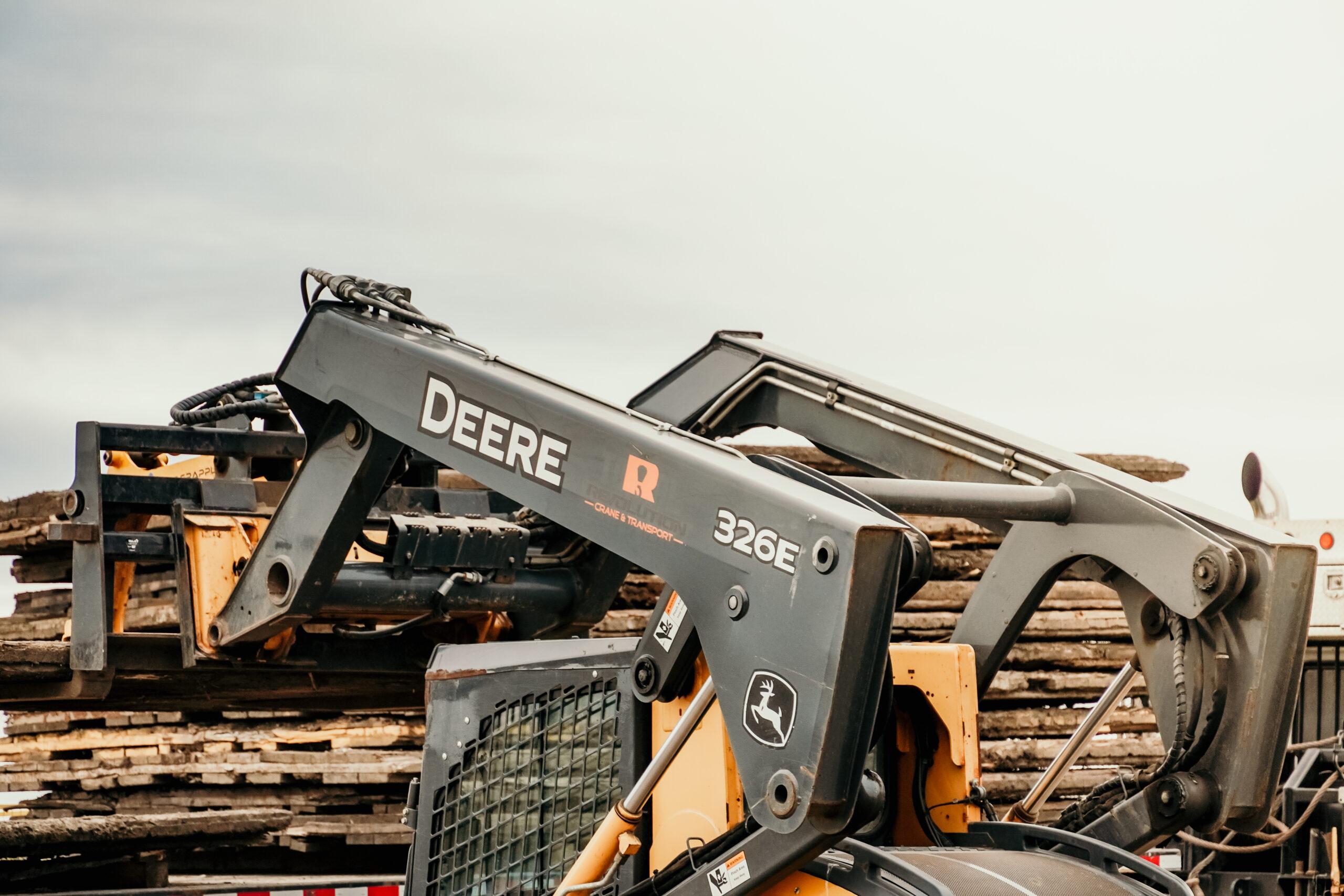 crane and transport edmonton
